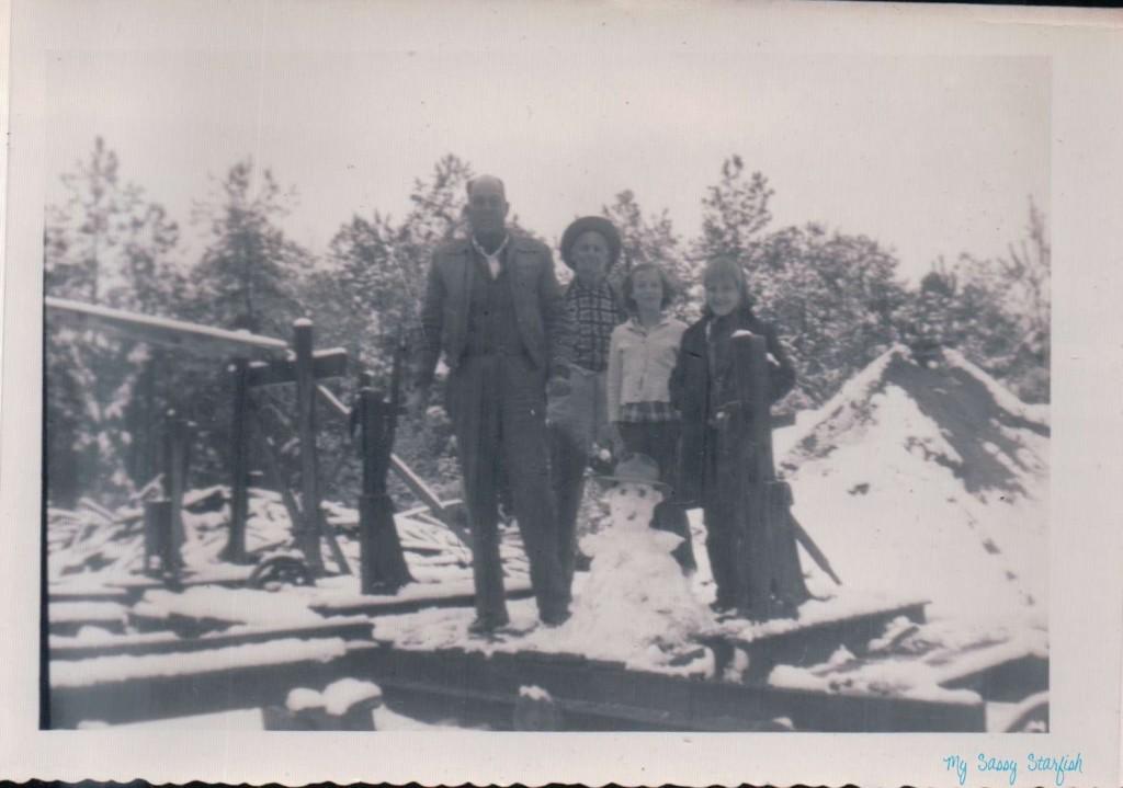 Mississippi Family Snow