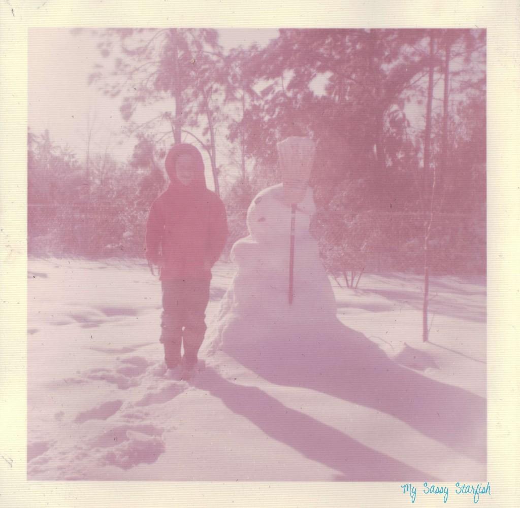 D'Iberville Snowman 1964