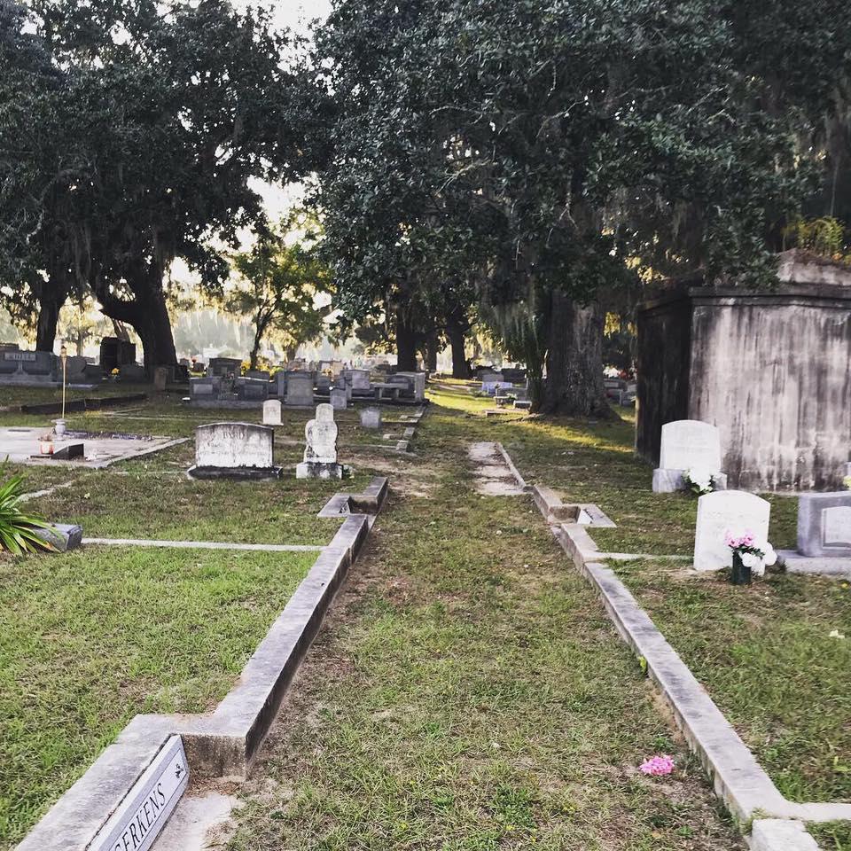 Old Biloxi Cemetery