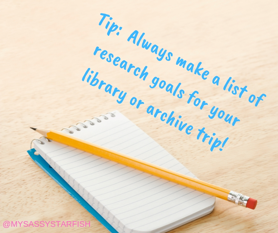 Library Tip