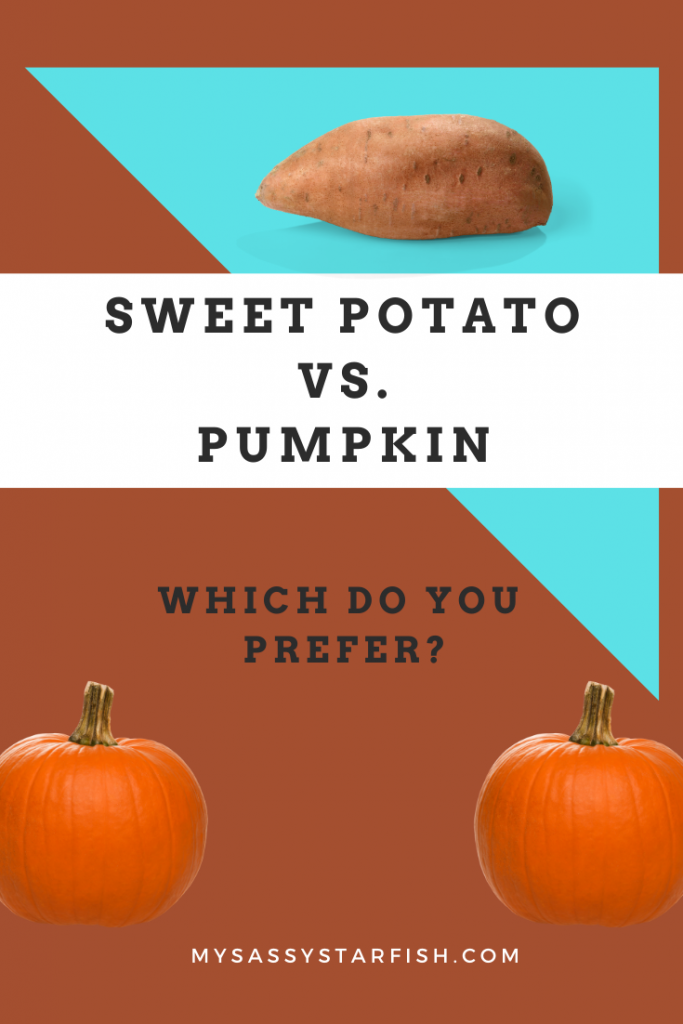 Sweet Potato vs Pumpkin