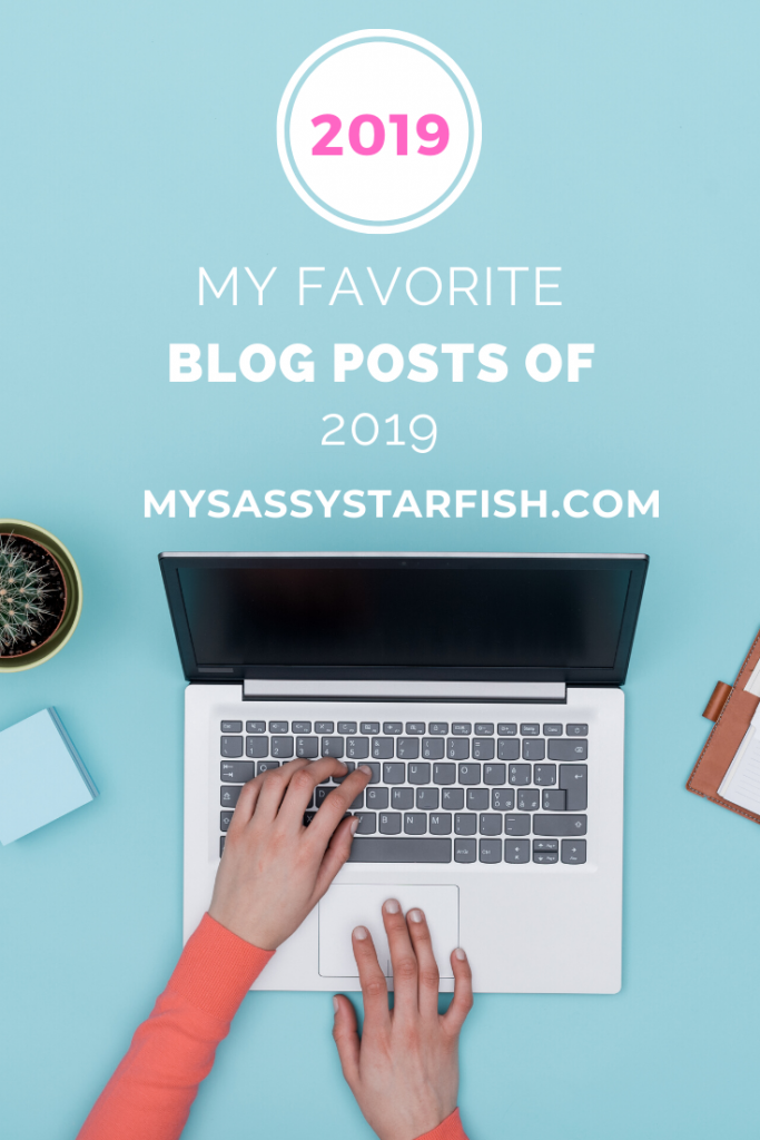 My Favorite Blog Posts of 2019
