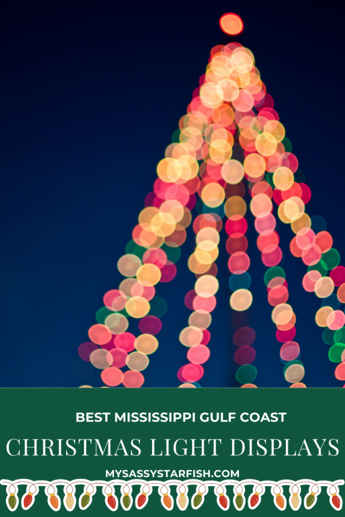 Best Mississippi Gulf Coast Christmas Light Displays