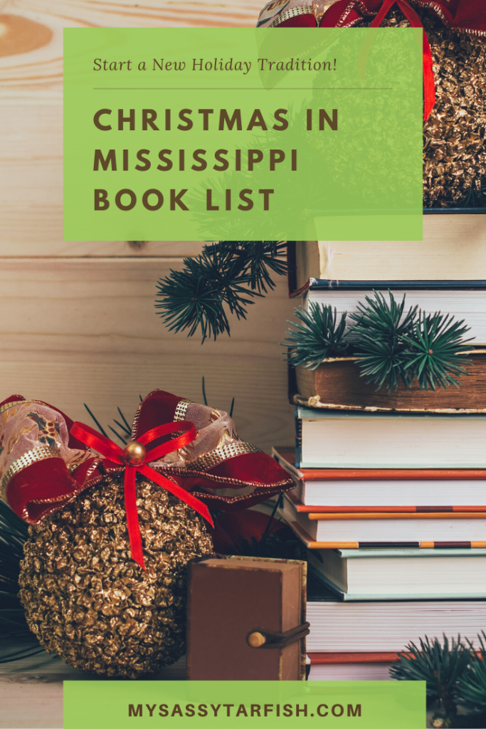 Christmas in Mississippi Book List