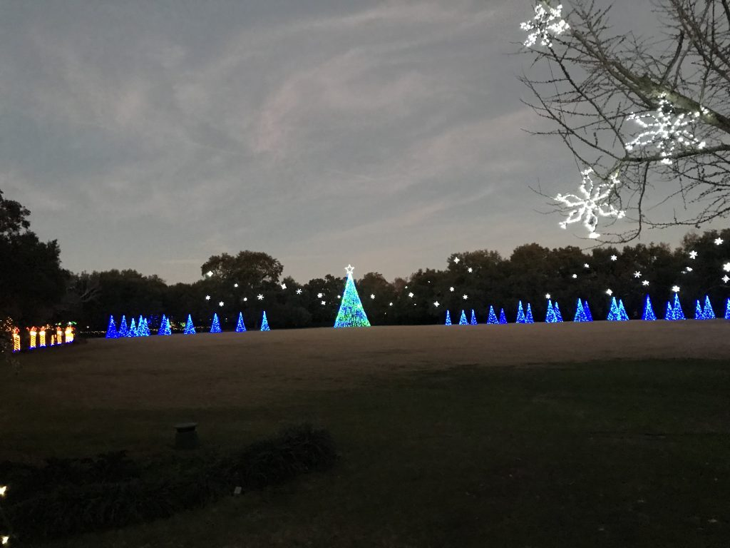 Christmas Light Displays Gulf Coast