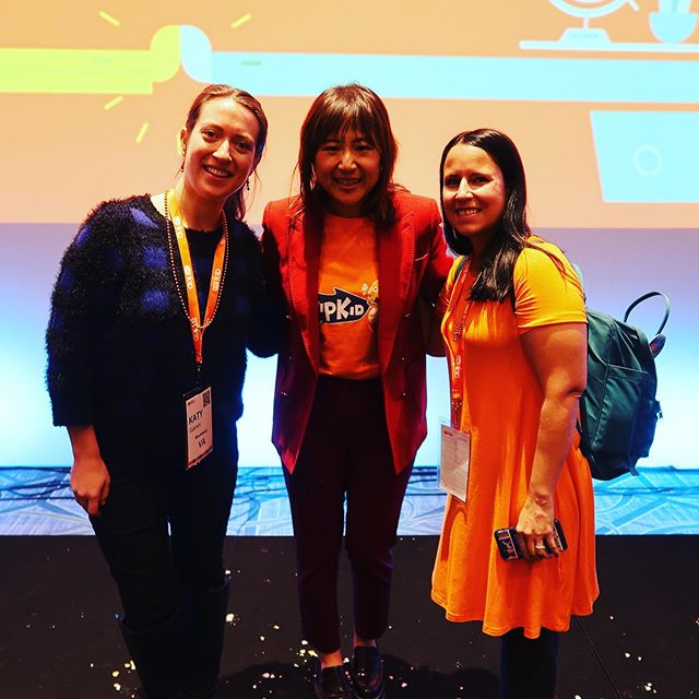 Cindy Mi at Journey DC