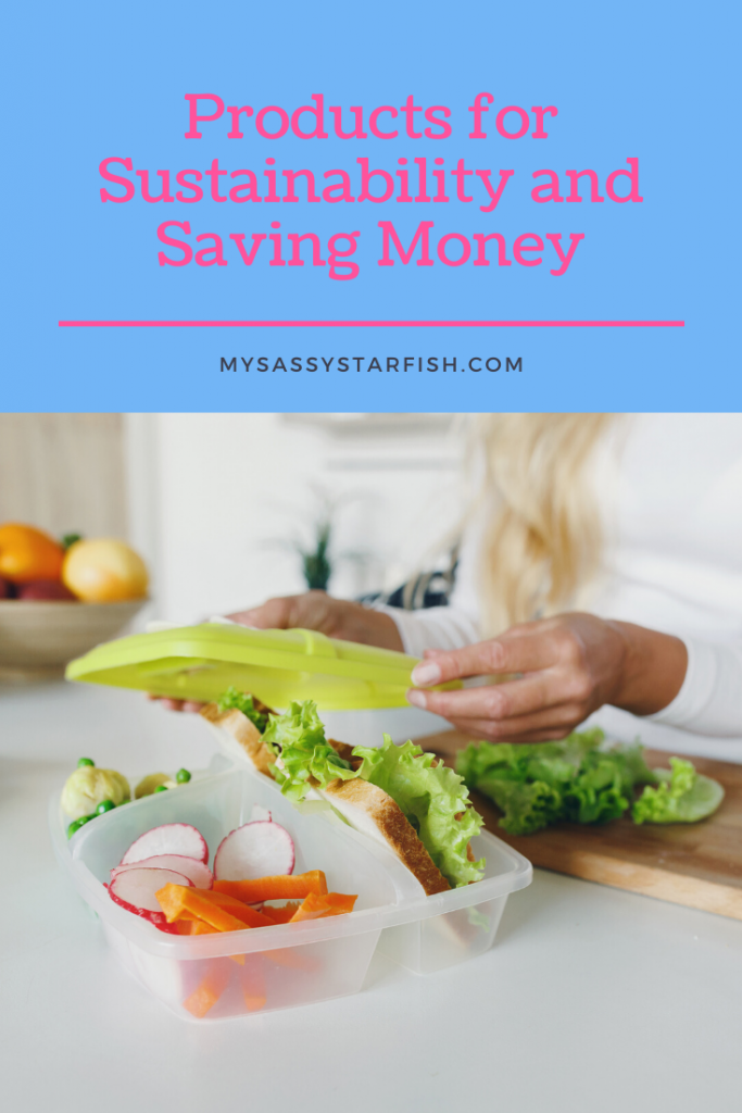 Products for Sustainability and Saving Money