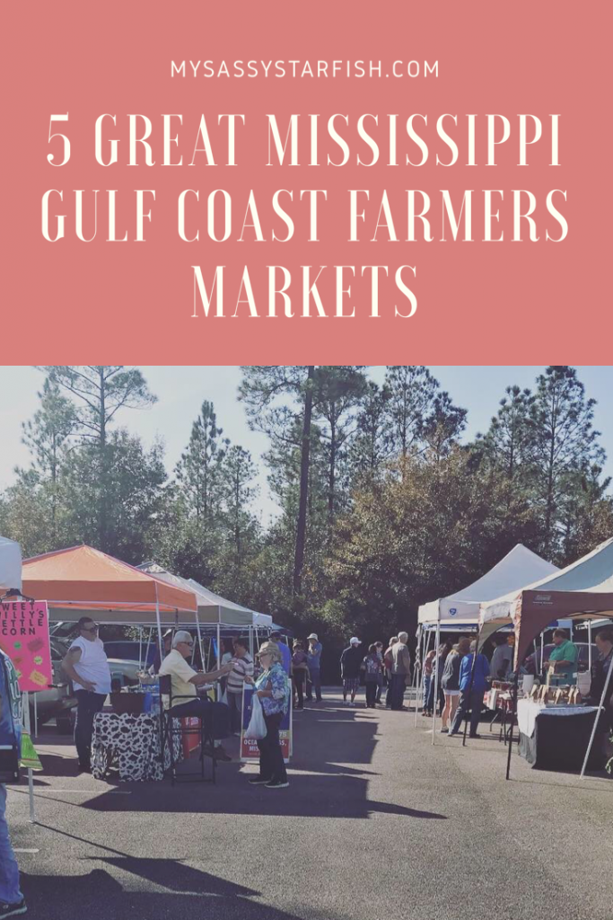 5 Great Mississippi Gulf Coast Farmers Markets